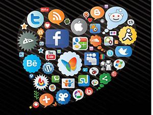 Đừng khiến trái tim bị méo mó trên mạng xã hội