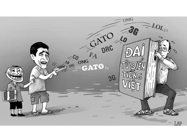 Thói GATO của người trẻ Việt trên mạng xã hội