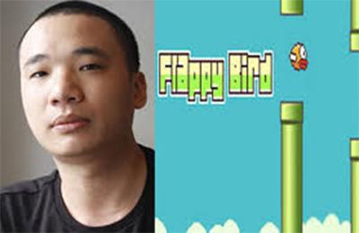 Nguyễn Hà Đông và chú chim Flappy Bird