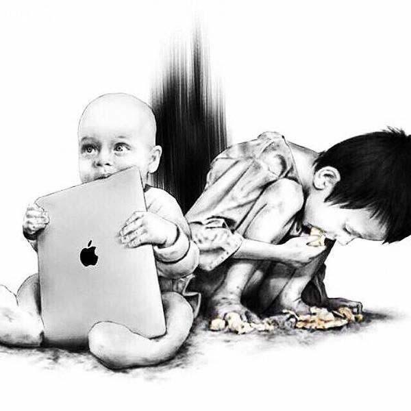 Vốn dĩ cuộc sống không công bằng