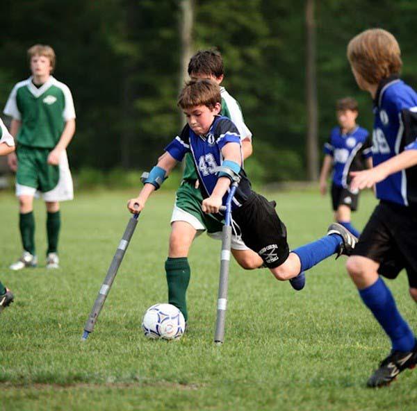 Nico Calabria đã có đam mê thể thao mãnh liệt