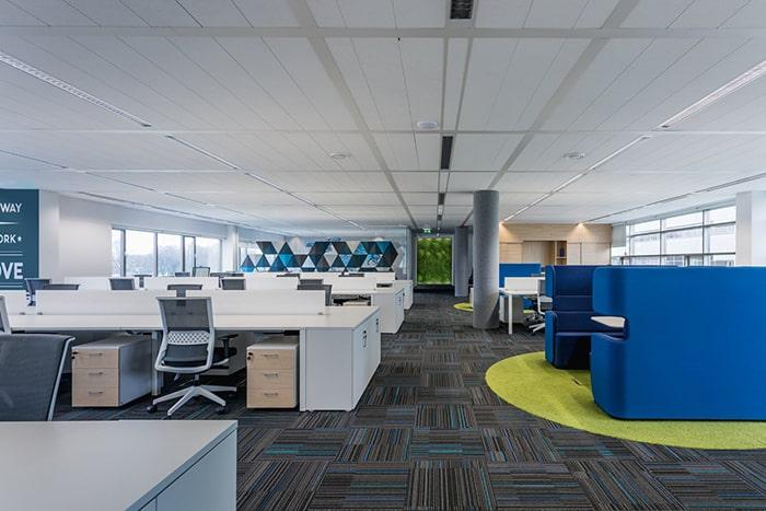 Ưu tiên chọn nội thất thông minh cho văn phòng