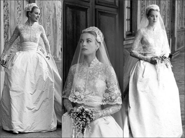 """Những chiếc váy cưới trở thành """"biểu tượng thời đại"""""""