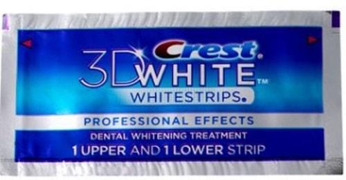 Miếng dán làm trắng răng Crest 3D White Professional Effects Whitestrips