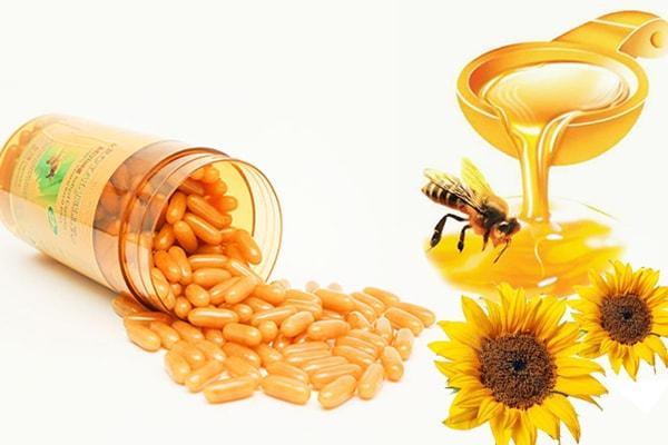 Sữa ong chúa có tốt cho phái mạnh?