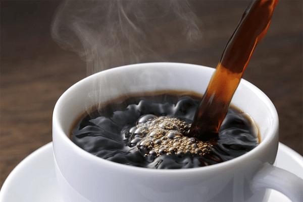 Uống nhiều cafe