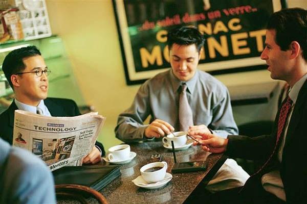 Uống cà phê nguyên chất giúp bạn sáng suốt hơn
