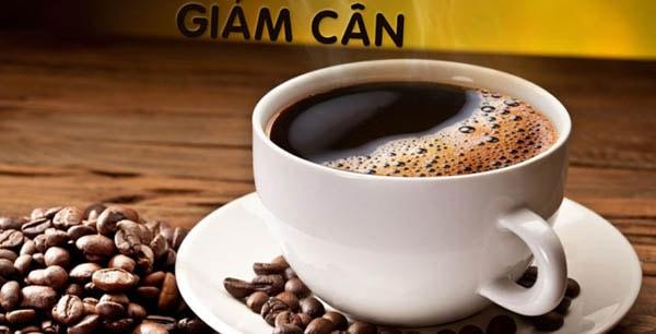 Lợi ích giảm cân từ cà phê đen