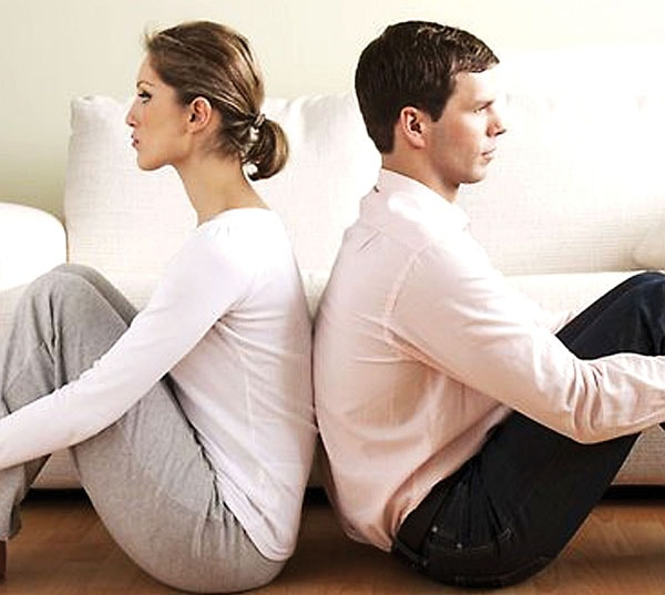 Vợ chồng kém hạnh phúc nếu không biết cách bày tỏ sự giận dữ