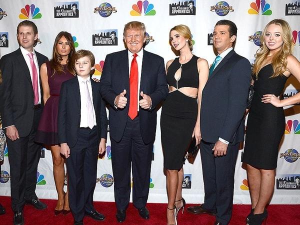 Học cách dạy con của tân tổng thống Mỹ Donald Trump