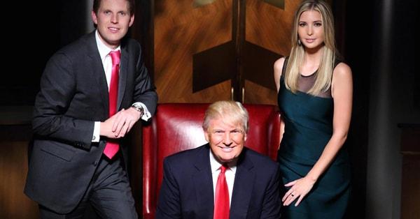 Cả 3 con lớn nhất của ông đều được nuôi dạy để chuẩn bị cho việc kế nghiệp kinh doanh