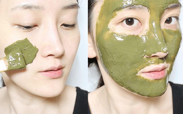 Dùng những mặt nạ siêu mát để chữa cháy cho da