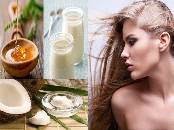 Mách bạn cách chăm sóc tóc khô xơ bằng dầu dừa hiệu quả