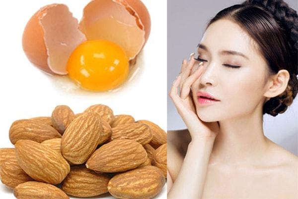 Hạnh nhân loại hạt chứa nhiều vitamin E và các chất chống oxy hóa mạnh