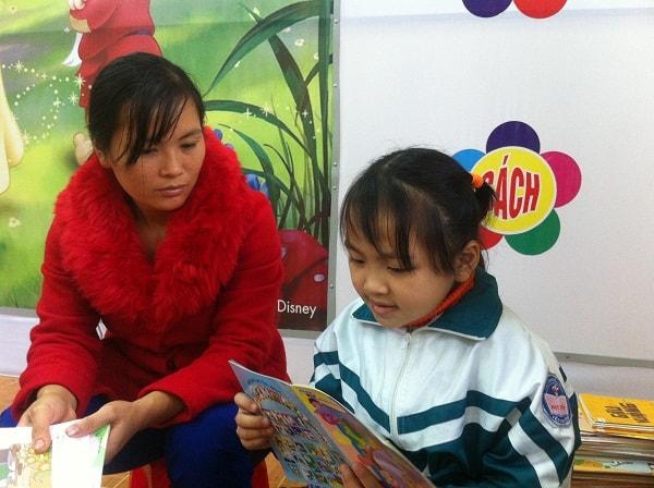 Dạy trẻ cách đọc đúng ngữ điệu
