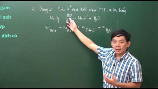 Thầy Phạm Ngọc Sơn – Giảng viên khoa Hóa học trường Cao Đẳng Sư Phạm Hà Nội
