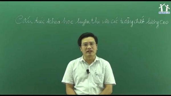 Thầy Trần Hải - cộng tác viên tại Viện Khoa học Công nghệ Việt Nam