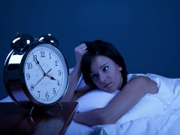 Ảnh hưởng của stress khiến chúng ta khó chìm vào giấc ngủ