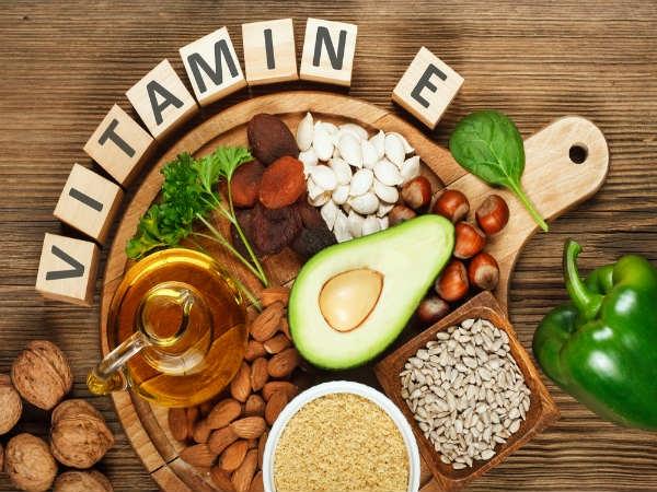 Mách bạn 10 tác dụng của vitamin E đối với da mặt