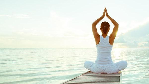 Giảm Stress bằng cách tập luyện Yoga