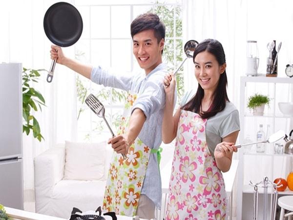 Làm thế nào để chồng tự nguyện chia sẻ công việc nhà với bạn?