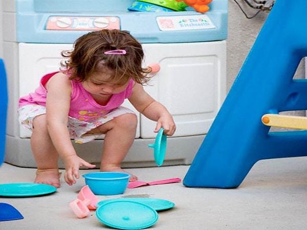 Những việc nhà bạn nên để trẻ tự làm ngay từ khi còn nhỏ