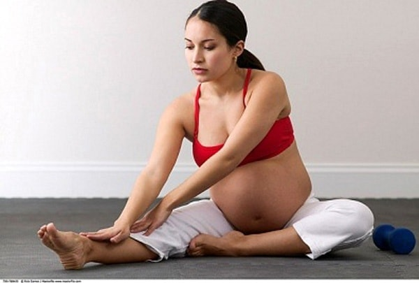 """Hội chứng """"chân không yên"""" ở người đang mang thai 2"""
