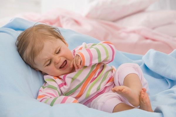 Những căn bệnh đau bụng thường gặp ở trẻ em 2