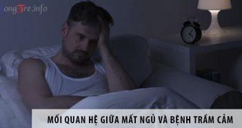 Mối quan hệ giữa mất ngủ và bệnh trầm cảm