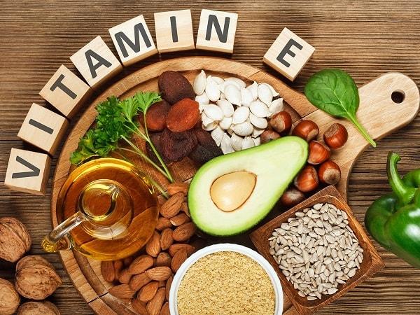 Thực phẩm giàu vitamin E có khả năng chống lão hóa da tốt cho mẹ bầu