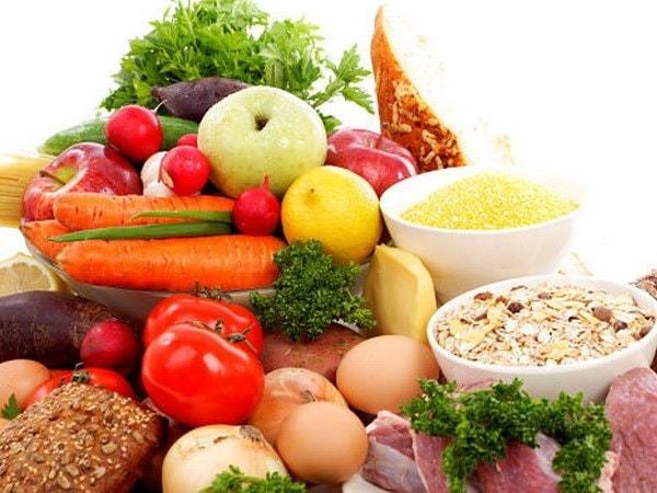 Bổ sung rau quả có chứa vitamin B một trong những cách để thụ thai bé trai