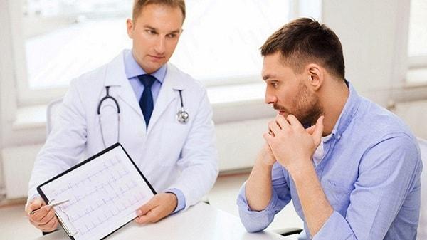 Nhờ đến sự hỗ trợ của bác sĩ chuyên khoa