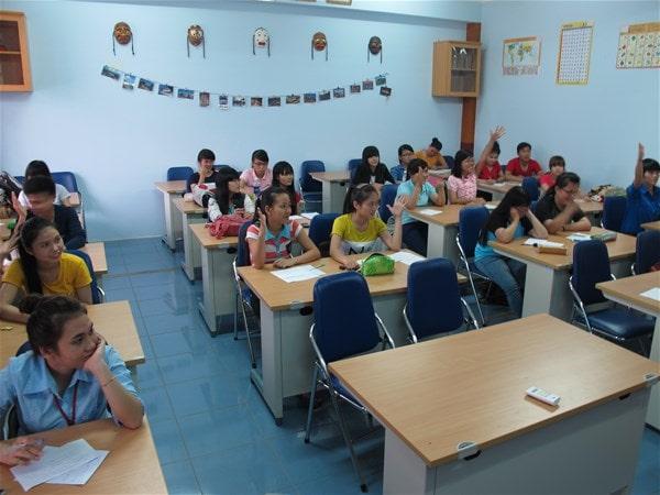 Trung tâm luyện thi đại học Tiến Bạc