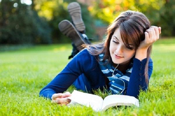 Tinh thần thoải mái sẽ khiến cho việc học thuộc lòng dễ dàng hơn