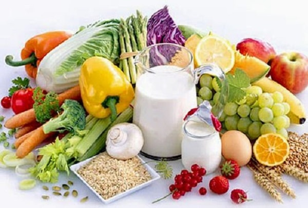 Các loại thực phẩm tốt cho thai nhi