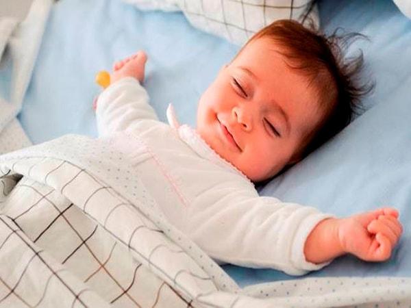 cách để trẻ sơ sinh ngủ sâu giấc 1
