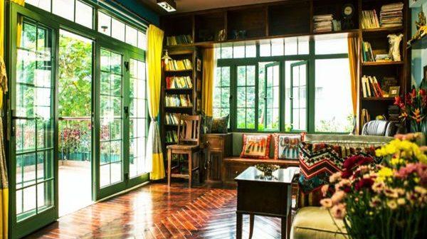 Phong thủy cửa chính và cửa hậu bạn cần biết khi thiết kế nhà ở