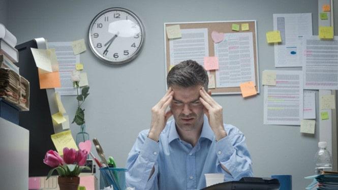 6 ảnh hưởng của stress đối với cơ thể của bạn 2