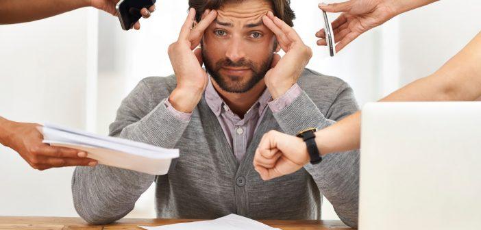 6 ảnh hưởng của stress đối với cơ thể của bạn 1