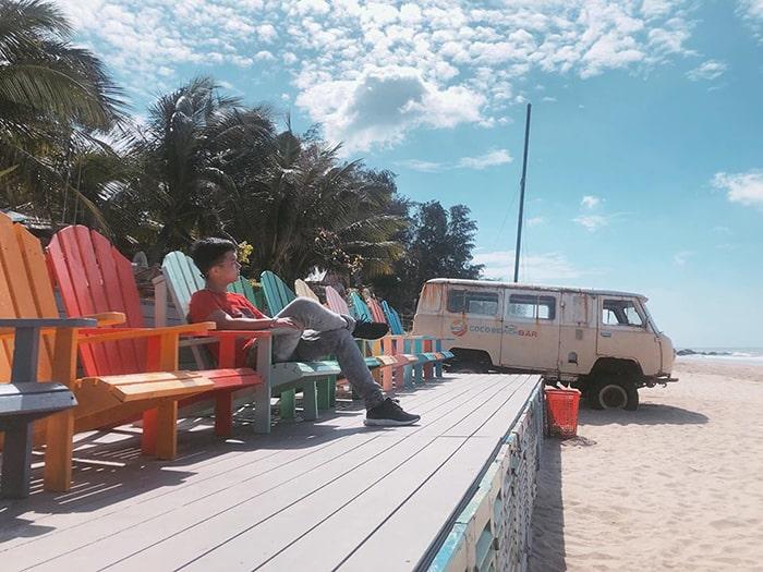 Review Coco beach Camp Lagi