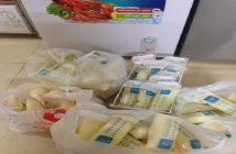 Sữa mẹ có váng mỡ có bình thường không?