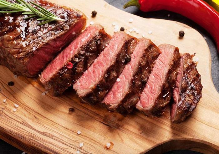 Lượng L-carnitine trong thịt bò giúp thúc đẩy sản xuất tinh trùng