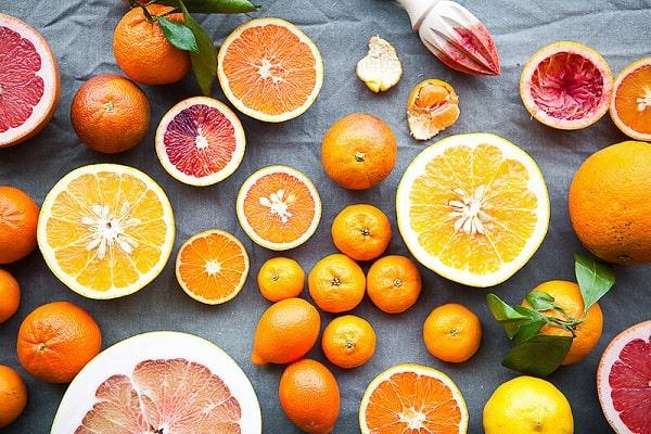 Các thực phẩm giàu vitamin C