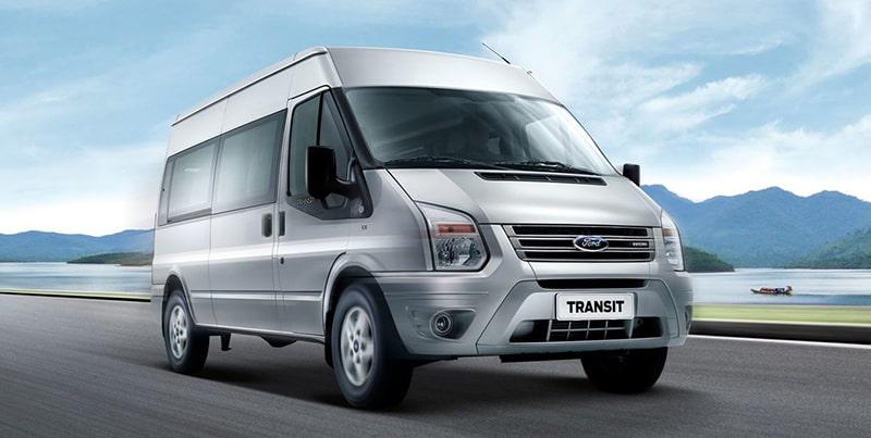 Ford Transit là dòng xe dịch vụ