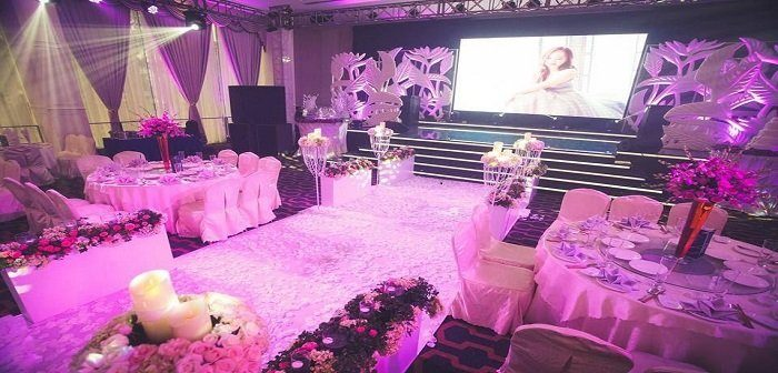 Kinh nghiệm tổ chức tiệc cưới để có một đám cưới hoàn hảo 1
