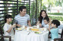 Cách dạy con của Sao Việt