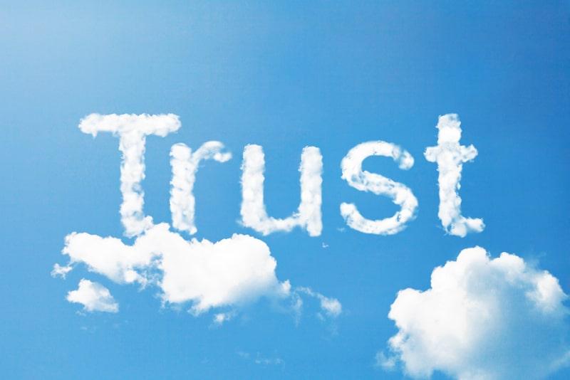 Tin tưởng là yếu tố quan trọng nhất trong các mối quan hệ