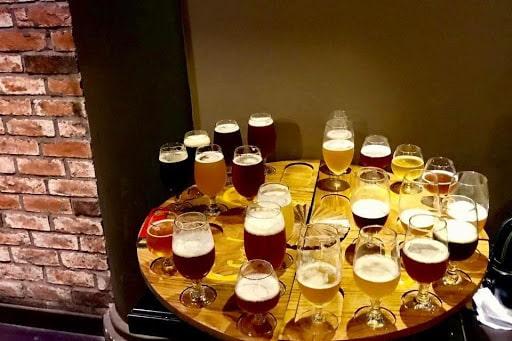 Những loại hương vị đặc biệt của bia thủ công