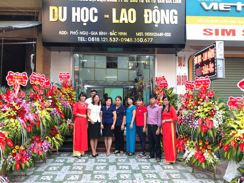 Gia Linh - trung tâm tư vấn du học Singapore tại Bắc Ninh