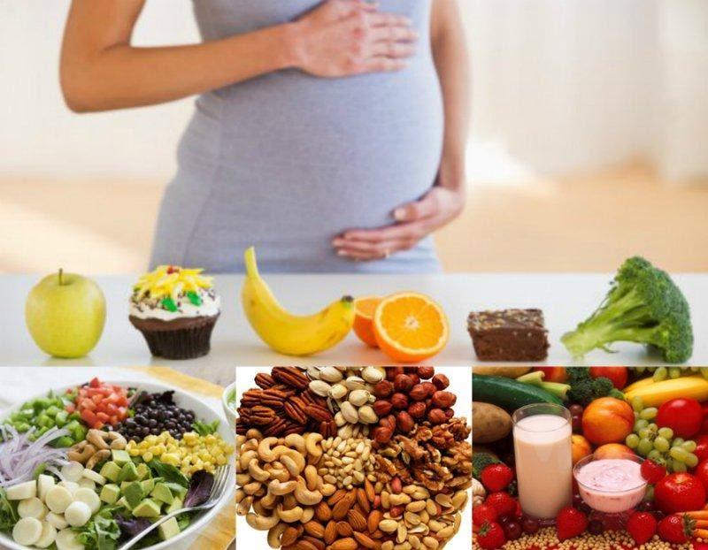 Ăn uống đầy đủ dưỡng chất là tiền đề cơ thể quan trọng để mẹ bầu nhiều sữa sau sinh